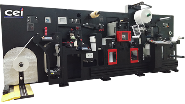Converting Equipment International Digital Finisher Machine